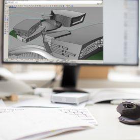 consulenza modellazione 3D