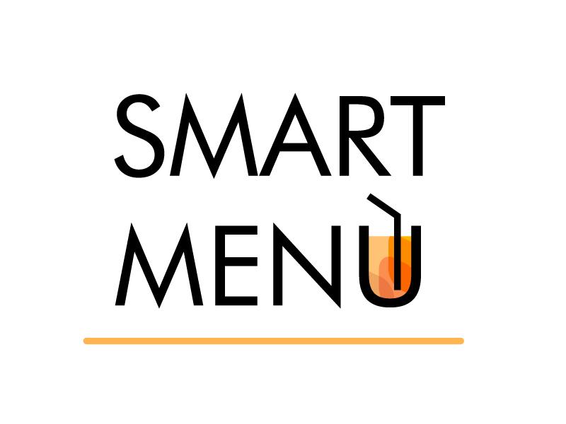 Logo smart menù